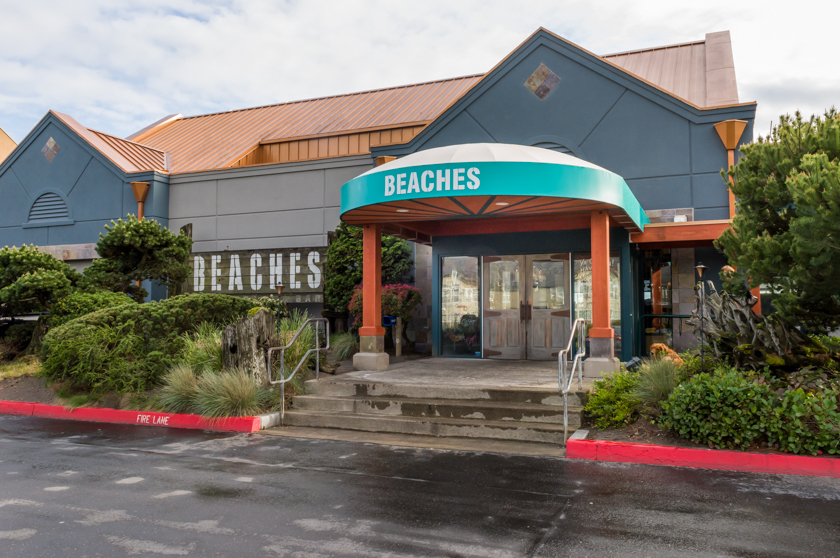 Beaches Restaurant's Cash Back for Share!